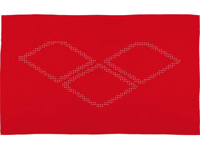 arena Halo Håndklæde rød